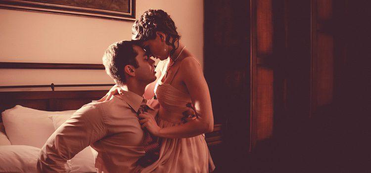 Las mujeres dan mucha más importancia a los besos que los hombres