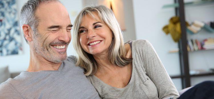 Uno de los secretos y de las ventajas de la madurez es la seguridad que tienes contigo mismo y con tu pareja