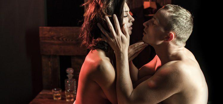 Controlar la profundidad de la penetración es placentero para la mujer