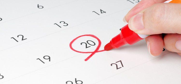 Para calcular tus días más fértiles tienes que hacer un estudio de tu menstruación