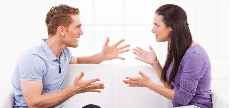 Cuando se está en pareja es porque se quiere estar en el mismo equipo