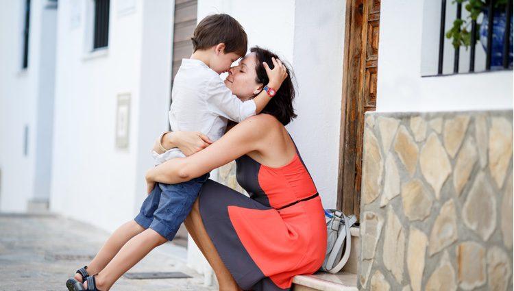 Deberéis llegar a un acuerdo a la hora de tener hijos y de cuidar a los que tiene ella