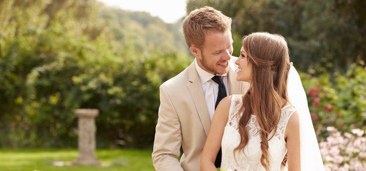 Las bodas suelen ser un día muy especial para la pareja