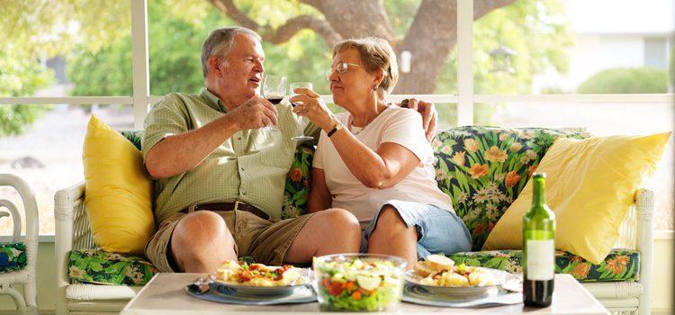 Una cena romántica es un plan muy íntimo