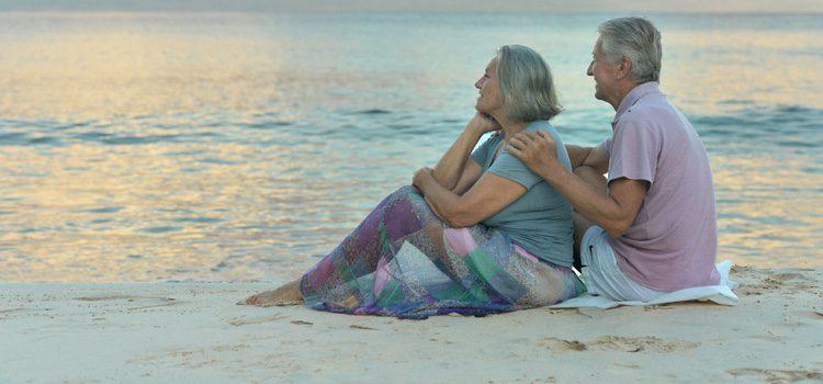 Hace un viaje juntos es otra idea para celebra los 50 años juntos