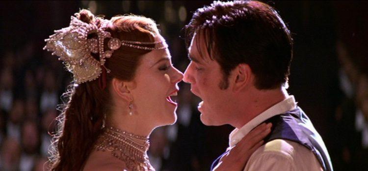 Nicole Kidman protagoniza junto a Ewan McGregor esta cinta de amor