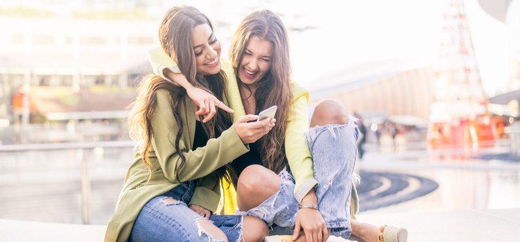 Dedicale una frase a tu mejor amiga para animarle el día