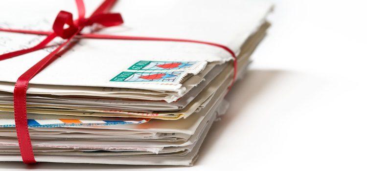 Recibir una carta de amor es uno de los gestos más bonitos que hay