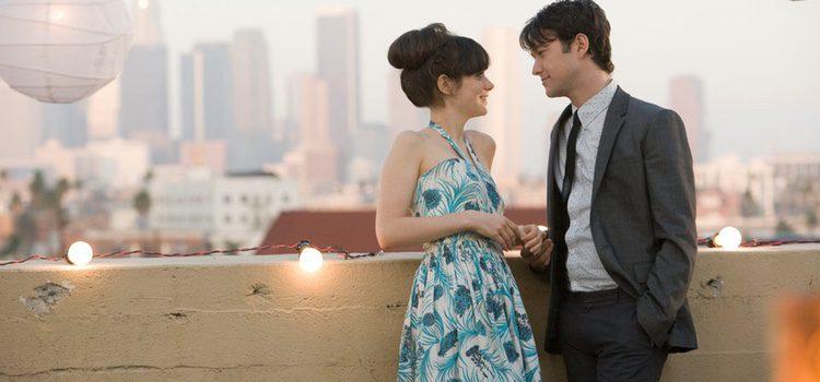 Summer y Tom en una de las escenas de '500 días juntos'