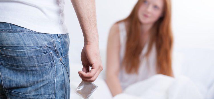 Con el tiempo poner un preservativo te resultará más sencillo