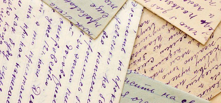 Cuéntale en la carta tus sentimientos para que los conozca