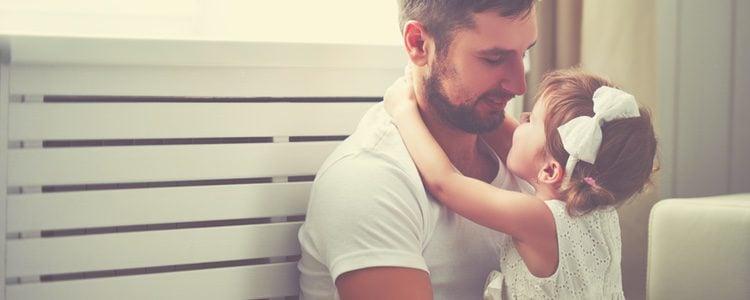 Recibir mimos y amor de tu hijo será una de las mayores recompensas