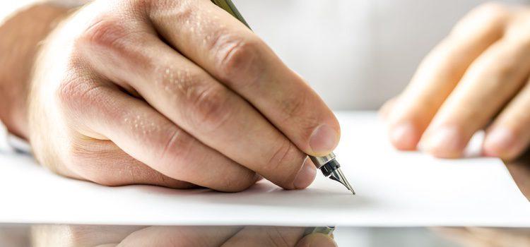 Decídete por la carta tradicional porque se está perdiendo con el tiempo