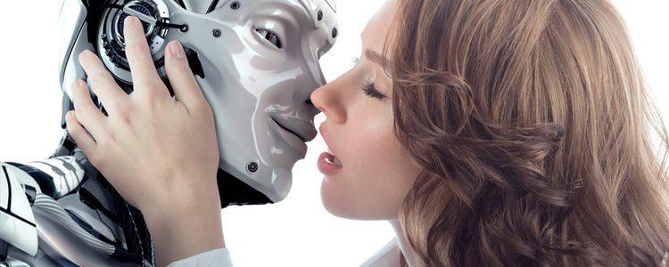 En la robofilia está presente que sea un robot el que te satisfaga sexualmente