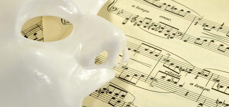 'El fantasma de la ópera', todo un clásico