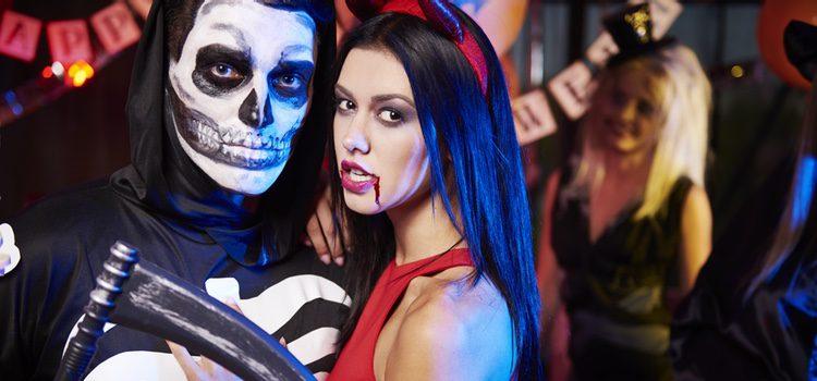 Es la noche de Halloween, no dejes que ningún comentario pueda afectarte