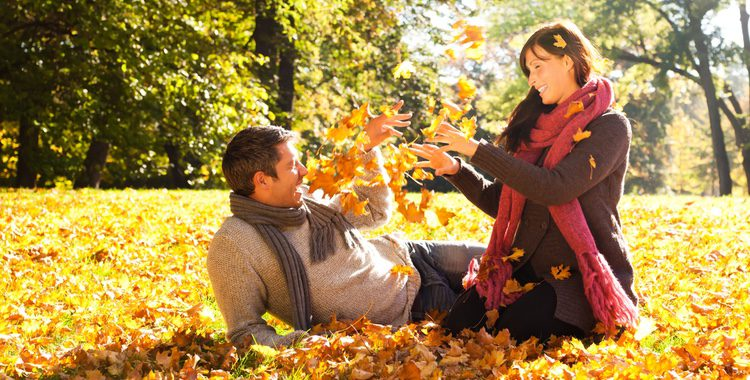 El otoño es una estación especial