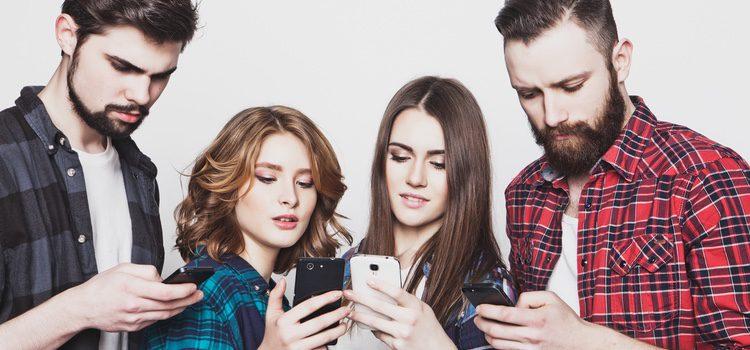 Las redes sociales son utilizadas para presumir de abdomen
