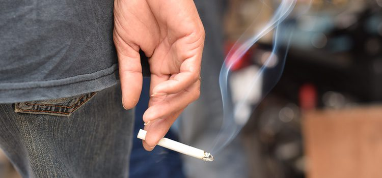 Fumar era sinónimo de elegancia, placer y sexo durante los años 20