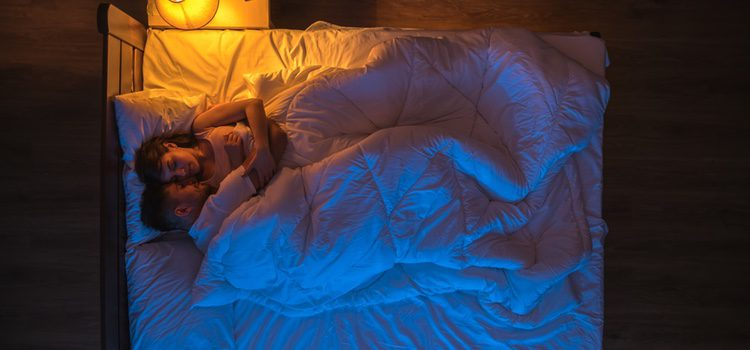 No pasa nada si tenemos sueños eróticos, es lo más normal del mundo