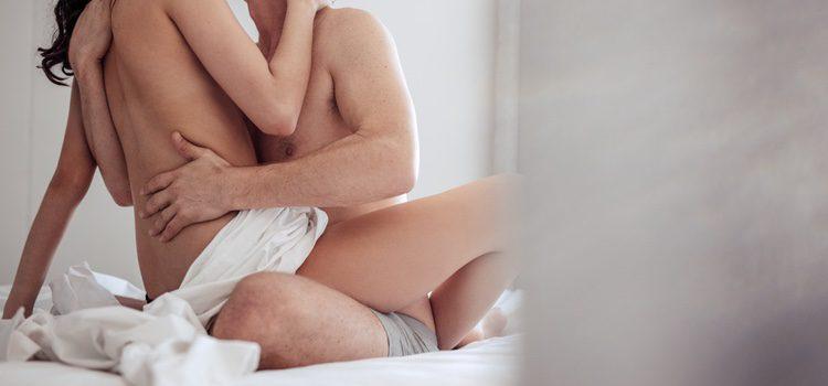 Intentad que el sexo sea apasionado y que los dos disfrutéis