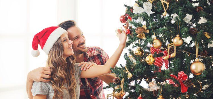 La Navidad siempre es una época en la que aflora el amor