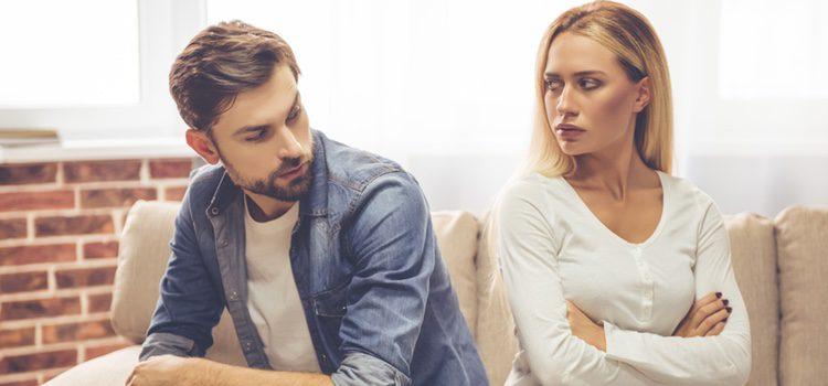 Que el día de la boda la pareja no este junta ya es síntoma de divorcio