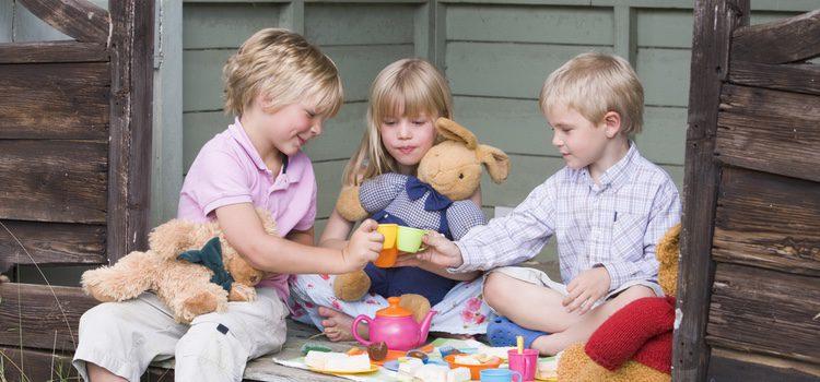 No debemos hacer distinción entre los juguetes de niños y los de niñas