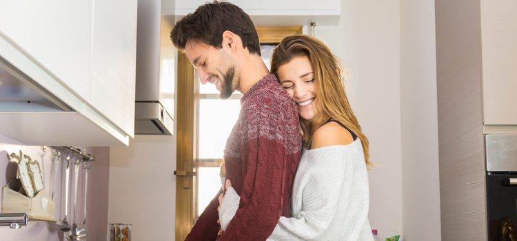 Una nueva convivencia en pareja significa en parte una nueva vida en común, que, en el caso de que sea exitosa, puede derivar en una familia