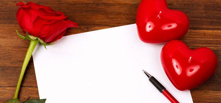 Si piensas que historia es de cuento prueba a escribirle una carta de amor verdadero