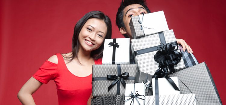 En Corea es la mujer la que regala al hombre en el día de los enamorados
