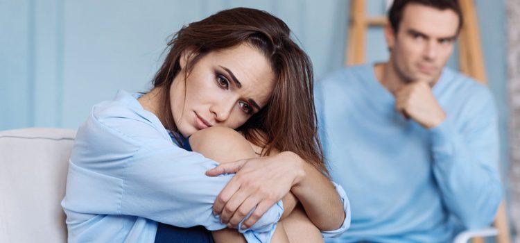 La tristeza es habitual cuando se les somete a situaciones de estrés