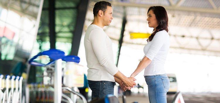 En otras ocasiones, la distancia puede hacer que la relación no prospere, ya que es más complicado avanzar