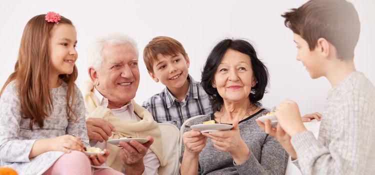 Los niños suelen tener más cariño a los familiares que sienten más cercanos
