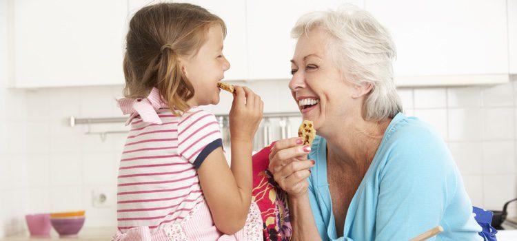 La comida de los abuelos se recuerda como una de las más especiales