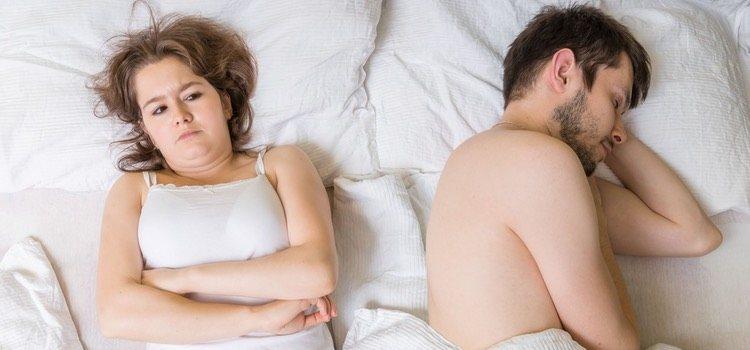 Los hombres suelen quedar satisfechos, pero las mujeres no suelen alcanzar el orgasmo