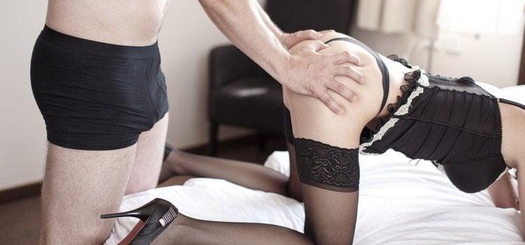 Aunque duela al principio, el sexo anal resulta plenamente satisfactorio