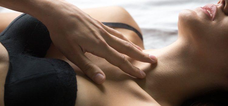 En el cuerpo de la mujer hay múltiples y diversos puntos de placer