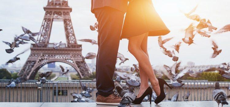 Paris es conocida como la ciudad del amor y es un destino infalible