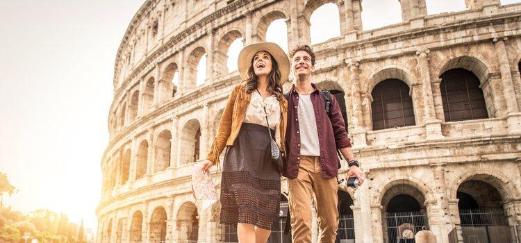 La gran oferta cultural y gastronómica de Roma la hace un destino indispensable