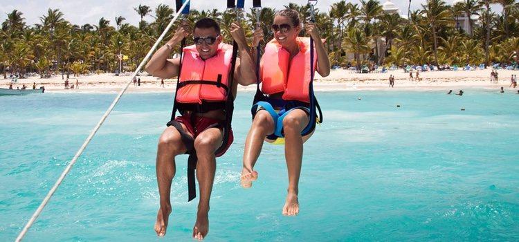 La República Dominicana es un paraíso para los amantes de las actividades en el agua