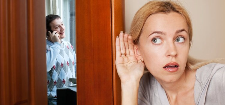 Quizás para descubrir la infidelidad pueda necesitar algún tipo de ayuda indirecta