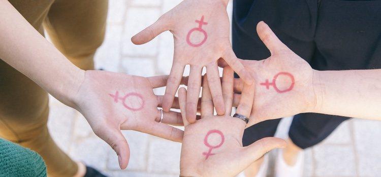 La lucha feminista se centra en conseguir la igualdad en todos los aspectos de la sociedad