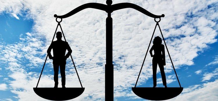 La brecha salarial entre hombres y mujeres es una de las causas por las que lucha el feminismo
