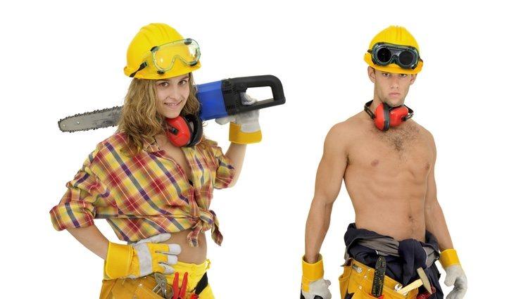 Si vas a tener sexo en una obra, evita los lugares peligrosos o con escombros