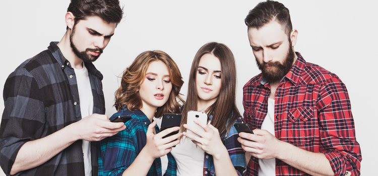 En redes sociales es muy fácil que tu información llegue a terceros
