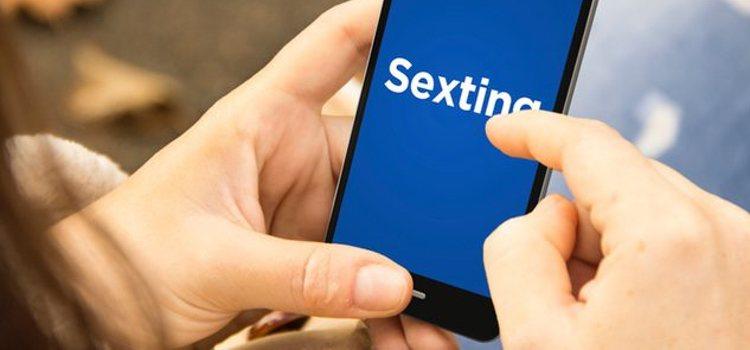 El sexting es una práctica cada vez más común