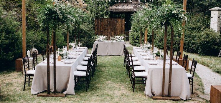 Hay lugares increíbles en los que se pueden celebrar tu boda de ensueño