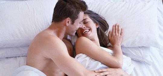 La doma es una postura placentera para la mujer y muy romántica