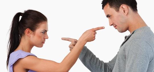 Las peleas son más frecuentes por los nervios del infiel